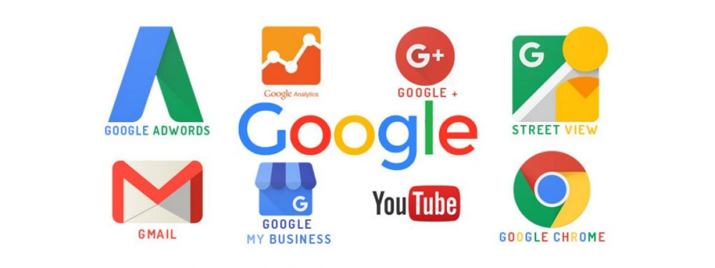 Les services google - Agence Saycom